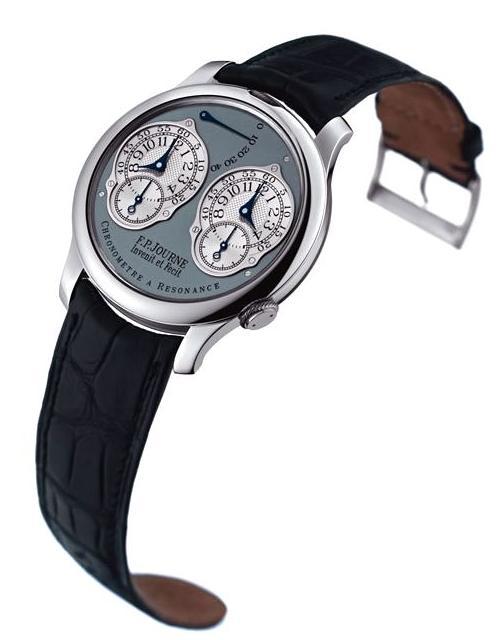 Résultats du Grand Prix d'Horlogerie de Genève นาฬิกาข้อมือ-fp-journe-chronometer-a-resonance-1